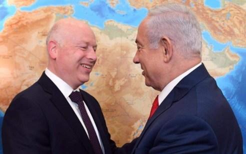 """שליח הבית הלבן למזרח התיכון ג'ייסון גרינבלט פורש מתפקידו – נתניהו: """"מודה לו על שלא היסס לומר את האמת על מדינת ישראל"""""""