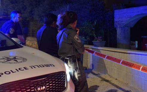 שלושה שוטרים נפצעו קל מאבנים שהשליכו ערבים בשכונת שועפאט בירושלים