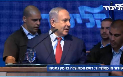 תיעוד: 5 רקטות נורו מעזה וחלקם יורטו מעל אשדוד ואשקלון במהלך נאום ראש הממשלה – אין נפגעים