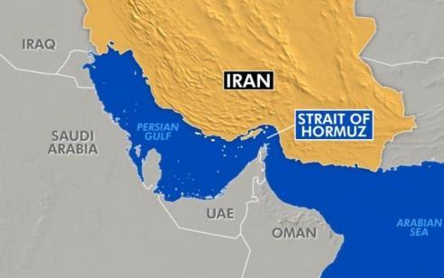 דיווח: איראן השתלטה על מכלית נפט נוספת במיצרי הורמוז עם 11 אנשי צוות בחשד להברחת דלק