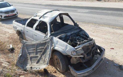 שני פצועים קשה בתאונה עצמית בכפר יפיע