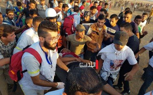 עימותי שישי בגדר: מעל 6,000 מחבלים מתפרעים במספר מוקדים בגבול עזה – 2 מחבלים נהרגו ו73 נפצעו