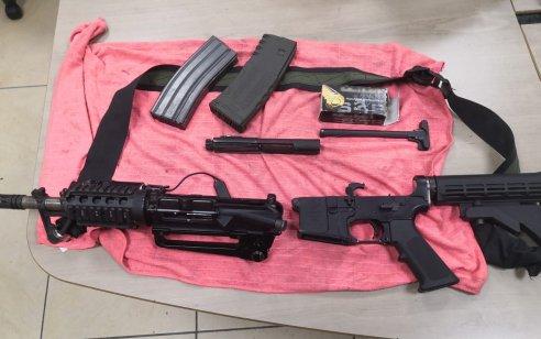 שני נשקים מסוגים רובה M-16 ואקדח ותחמושת נתפסו במזרח ירושלים – 2 חשודים נעצרו