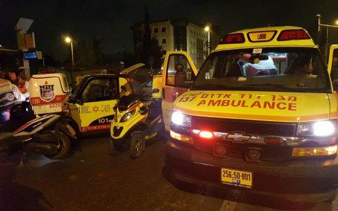 הקטל בכבישים: רוכב אופניים חשמליים כבן 40 נהרג מפגיעת רכב בירושלים