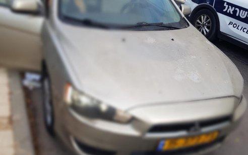 פרץ לרכב ונרדם: שוטרי סיור שהוזעקו אל אדם חשוד ברכב גילו כי מדובר בפורץ לרכב שנרדם – הוא נעצר והועבר לחקירה