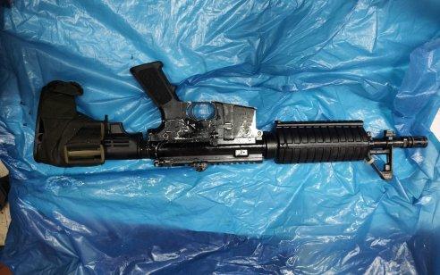 תושב אום אל פחם נעצר בחשד להחזקה לא חוקית של m-16, תחמושת וסמים