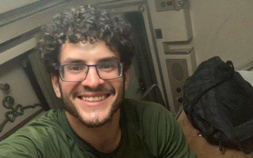 אחרי כשבוע: אותר הצעיר הישראלי אביב סלובודקין שנעדר בסיני