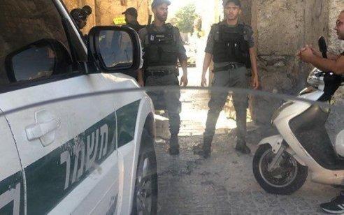 פיגוע דקירה סמוך להר הר הבית: שוטרת נפצעה קל בידה – המחבל נעצר