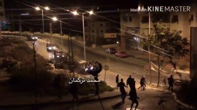 הלילה נעצרו 25 חשודים ביידוי אבנים, בקבוקי תבערה וירי זיקוקים לעבר שוטרים בעיסאוויה שבמזרח ירושלים