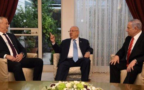 המגעים להרכבת הממשלה: מחר תיערך הפגישה בין גנץ לנתניהו בקריה בתל אביב