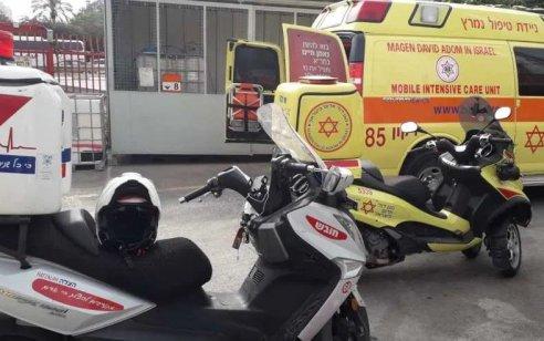 פועל בן 63 נפצע מלוחות זכוכית שנפלו עליו במפעל בראשון לציון – מצבו קשה