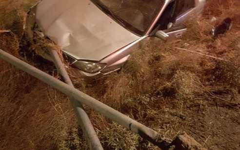 פגע וברח בנגב: גבר בן 34 נהרג מפגיעת רכב בכניסה ליישוב תל שבע