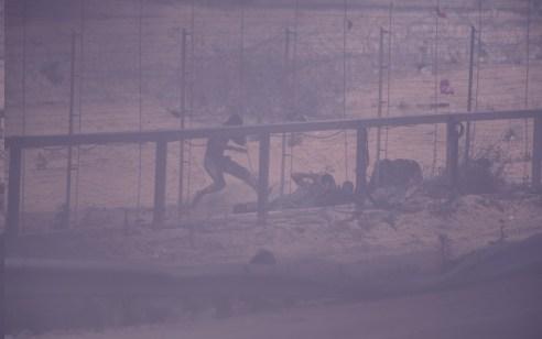 שני עזתים לא חמושים נעצרו לאחר שחצו את גדר המערכת בדרום רצועת עזה