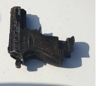 במסגרת אכיפה ממוקדת נגד החזקת נשק לא חוקי: נתפס בכפר איבטין אקדח מסוג ברטה מתוך מאות מתחילת השנה