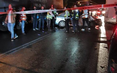 הקטל בכבישים נמשך: הרוג ושני פצועים קל בתאונה בבית שמש – הנהג נעצר בחשד לנהיגה בגילופין