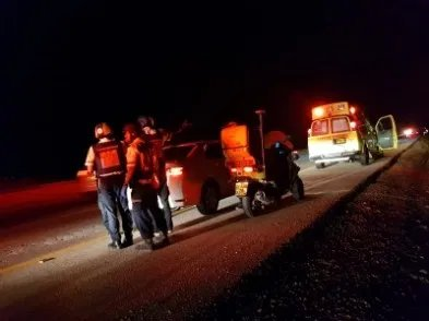 רוכב אופניים נפצע במהלך רכיבה סמוך לבית שאן – מצבו קשה