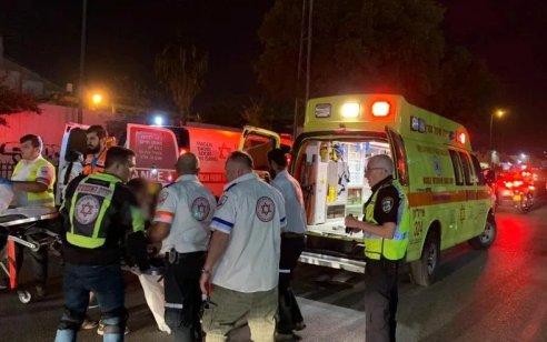 צעיר בן 28 נדקר במהלך קטטה בחולון – מצבו בינוני