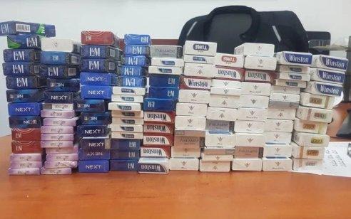 מודיעין: בן 16 גנב 30 קופסאות סיגריות לצורך מימון סמים ומכירתם לקטינים