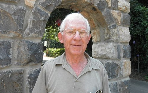 מפקד חיל האויר לשעבר עמוס לפידות נפטר הבוקר בגיל 85