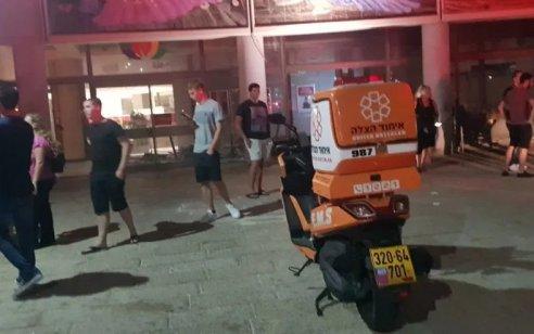 גבר בן 86 נפצע בינוני ואישה כבת 80 קל כתוצאה מפיצוץ בלון גז בבית בחיפה