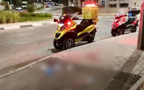 גבר בן 41 נדקר במהלך קטטה בירושלים – מצבו בינוני