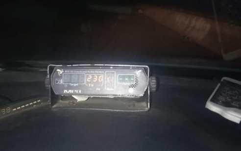 """תושב ג'דיידה מכר נתפס במהירות חריגה של 230 קמ""""ש"""