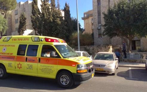פועל כבן 60 נפל מגובה באתר בנייה בירושלים ונהרג