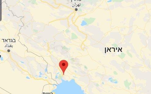 """מערכות ההגנה האווירית באיראן הפילו מל""""ט בדרום מערב המדינה"""