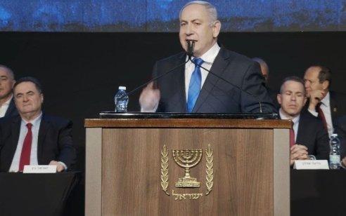 """נתניהו: """"עכשיו האמת התגלתה – לא ישראל לפני הכל, השלטון לפניהכל"""""""