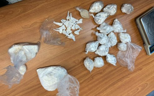נתפסו כ6 קילוגרם קוקאין שהיו מיועדים להפצה – 5 חשודים נעצרו