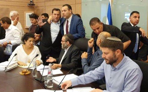 אושר בוועדת הכספים של הכנסת 324 מליון שח לכבישים העוקפים עוקף חווארה ועוקף לובאן