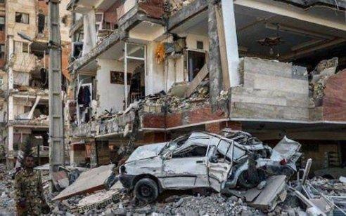 רעידת אדמה בעוצמה של 5.8 הכתה באיראן: לפחות חמישה נהרגו וכ-300 נפצעו