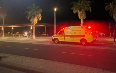 גבר בן 67 טבע למוות בחוף בתל אביב