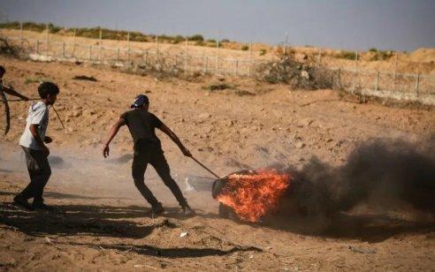 אחרי 3 שבועות: הארגונים בעזה הודיעו שההפגנות בגבול יתחדשו