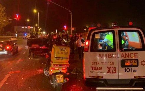 פועל כבן 35 נפצע במהלך עבודה במפעל בחיפה – מצבו קשה