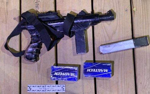 הלילה נעצרו חמישה מבוקשים פעילי טרור ונתפס נשק ותחמושת