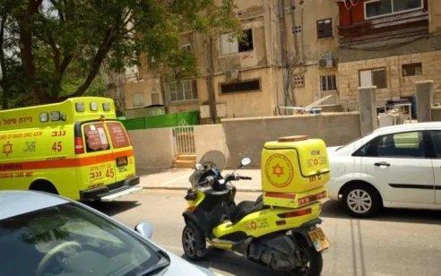 אישה כבת 40 נפצעה בינוני וארבעה קל בתאונה בבאר שבע