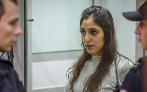 לאחר ההחמרה בתנאי מאסרה: נעמה יששכר הוחזרה לכלא שבו הייתה לפני הדיון בערעור