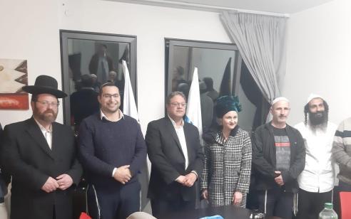 מפלגת עוצמה יהודית מציגה את מועמדיה ברשימה לכנסת ה-23