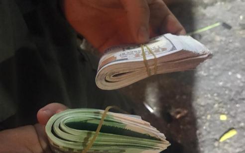 תושב פרדיס נעצר בחשד להחזקת כסף זר החשוד כמזויף