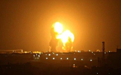 דיווח בעיראק: רקטות שוגרו לעבר אזור השגרירות האמריקנית בבגדאד