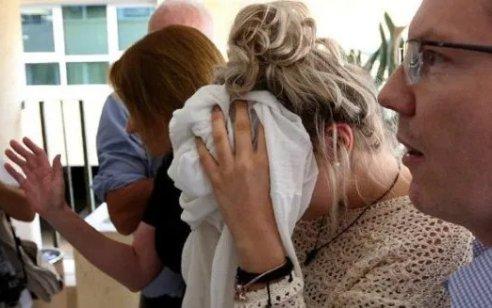בית המשפט בקפריסין גזר ארבעה חודשי מאסר על תנאי לצעירה הבריטית