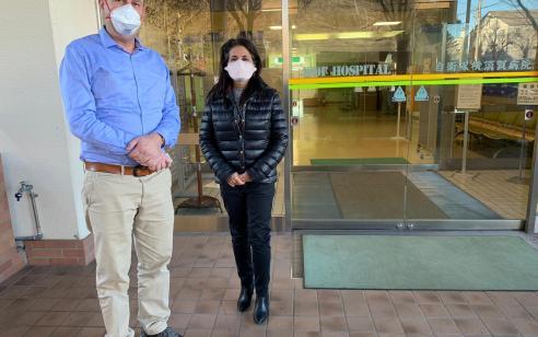 משרד הבריאות היפני: 88 נוסעים נוספים נדבקו בנגיף הקורונה