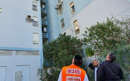 פועל בן 36 נפל מגובה בחיפה – מצבו בינוני