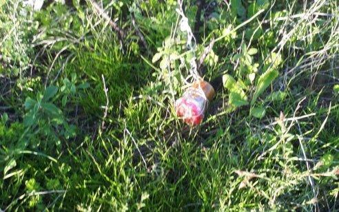 בלוני נפץ חשודים אותרו באיזור המועצה האיזורת חוף אשקלון – חבלן במקום