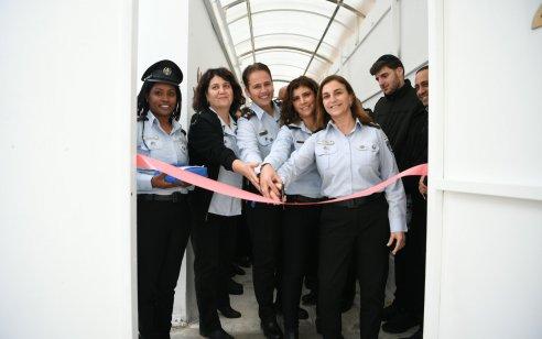 מחלקה טיפולית חדשה לעברייני מין נפתחה בבית הסוהר ׳דקל׳ במחוז דרום של שירות בתי הסוהר