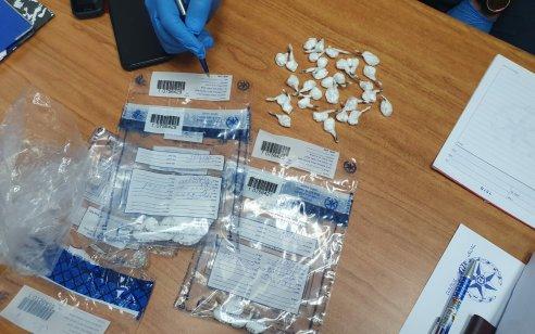 פעילות המשטרה בנגע הסמים נמשך ומידי יום נעצרים עשרות סוחרי סמים