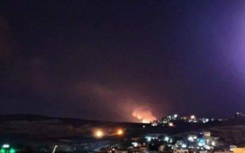 דיווח בסוריה: מערכות ההגנה הופעלו נגד מטרות עוינות