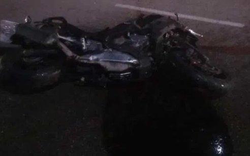 רוכב אופנוע כבן 17 החליק ונפצע קשה סמוך לבית שאן