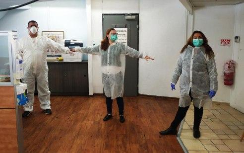 משרד הבריאות: מספר החולים בקורונה עלה ל-573